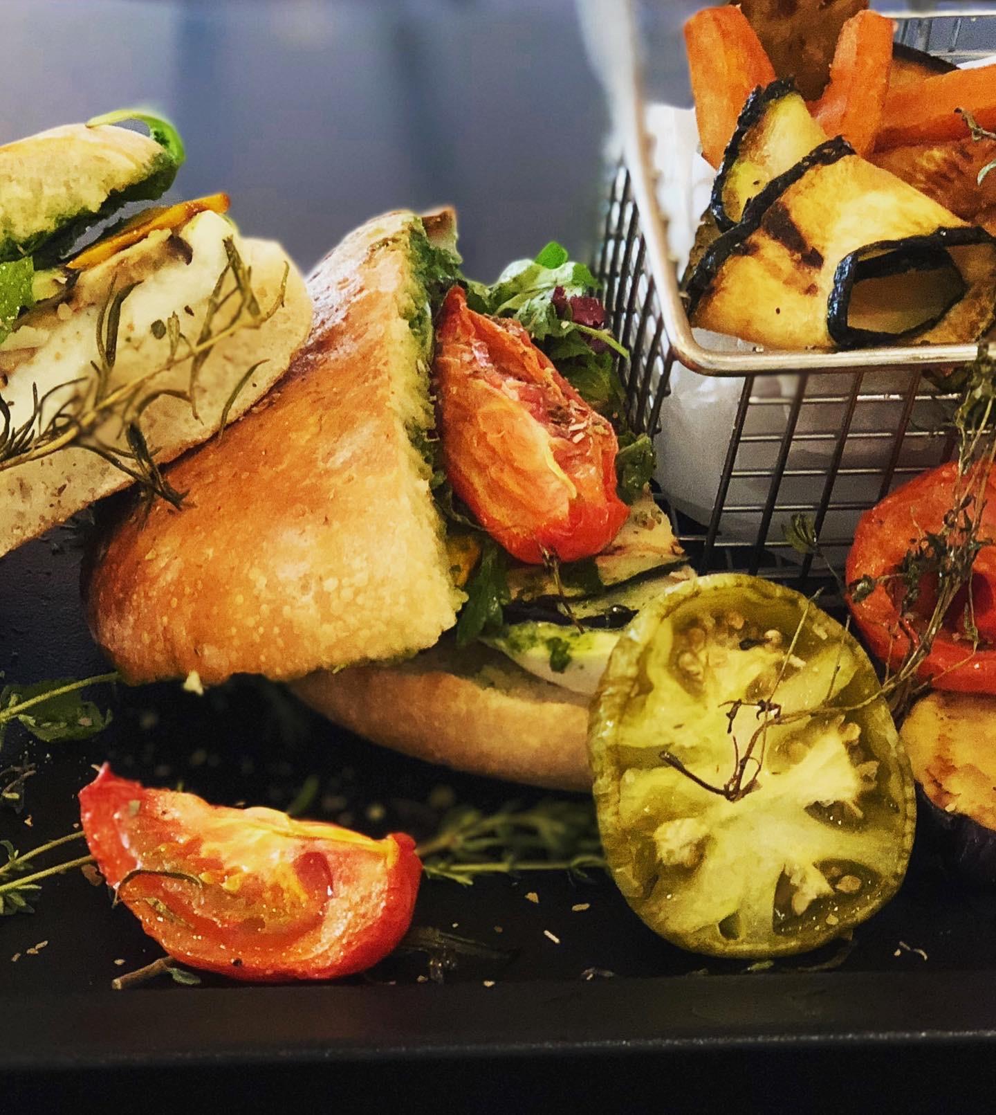 panino verdure