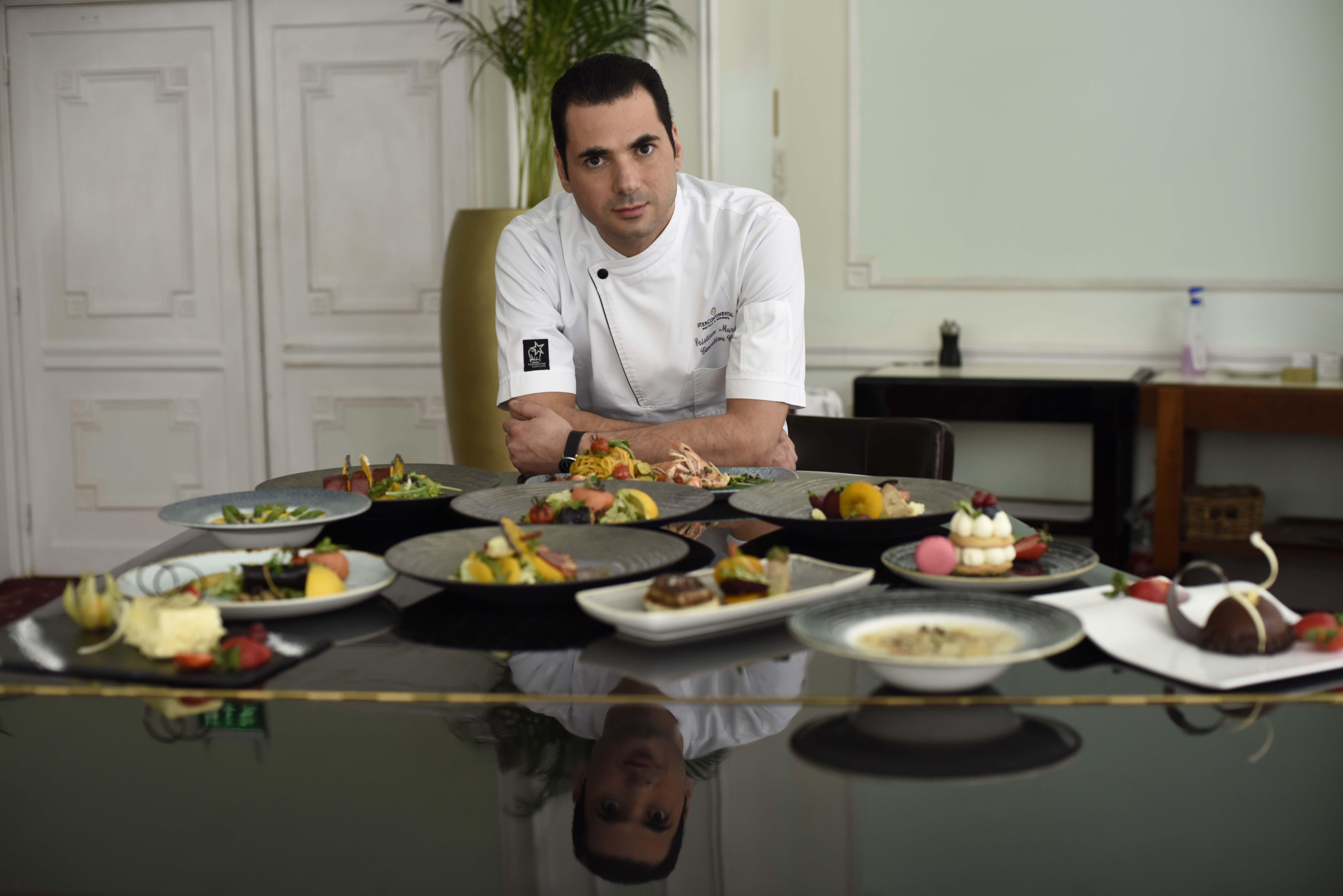 Chef Cristian Marino